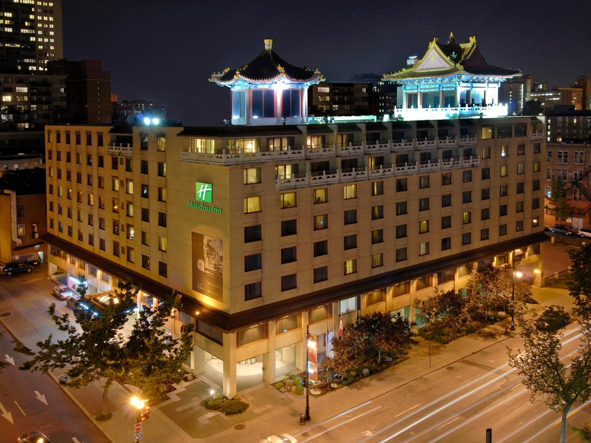 هتل مونترال کانادا Holiday Inn Centreville