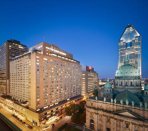 هتل فیرمونت (Fairmont) مونترال کانادا