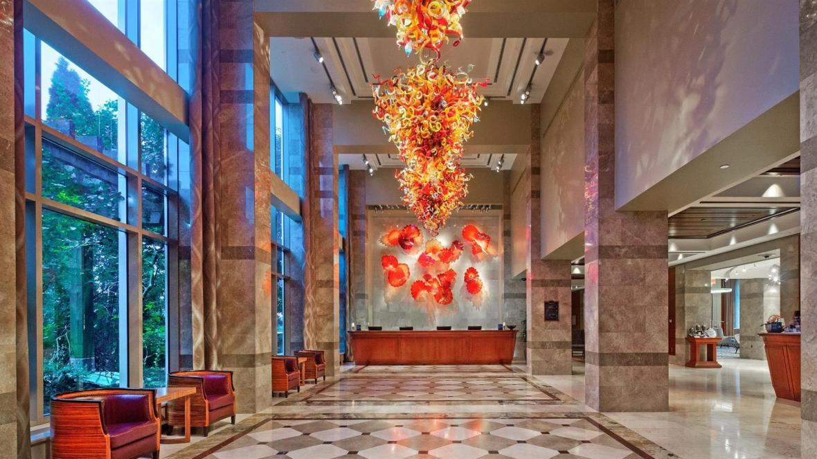 هتل هیلتون اتاوا کانادا Hilton Lac Leamy