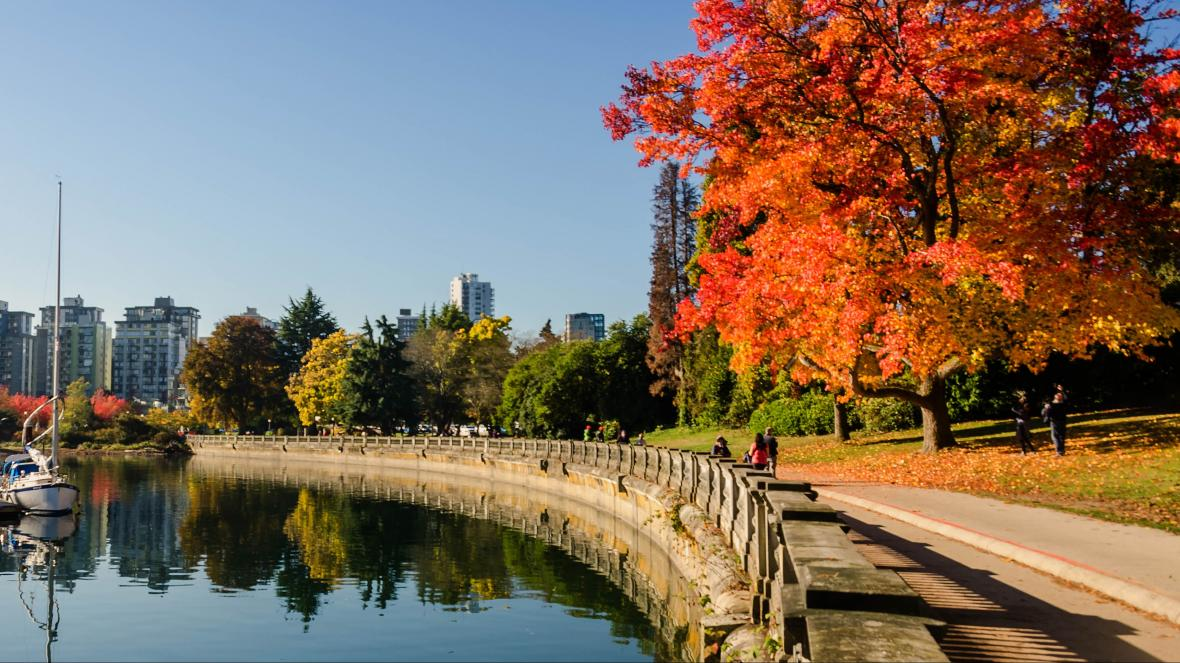 پارک استنلی ونکوور (کانادا)