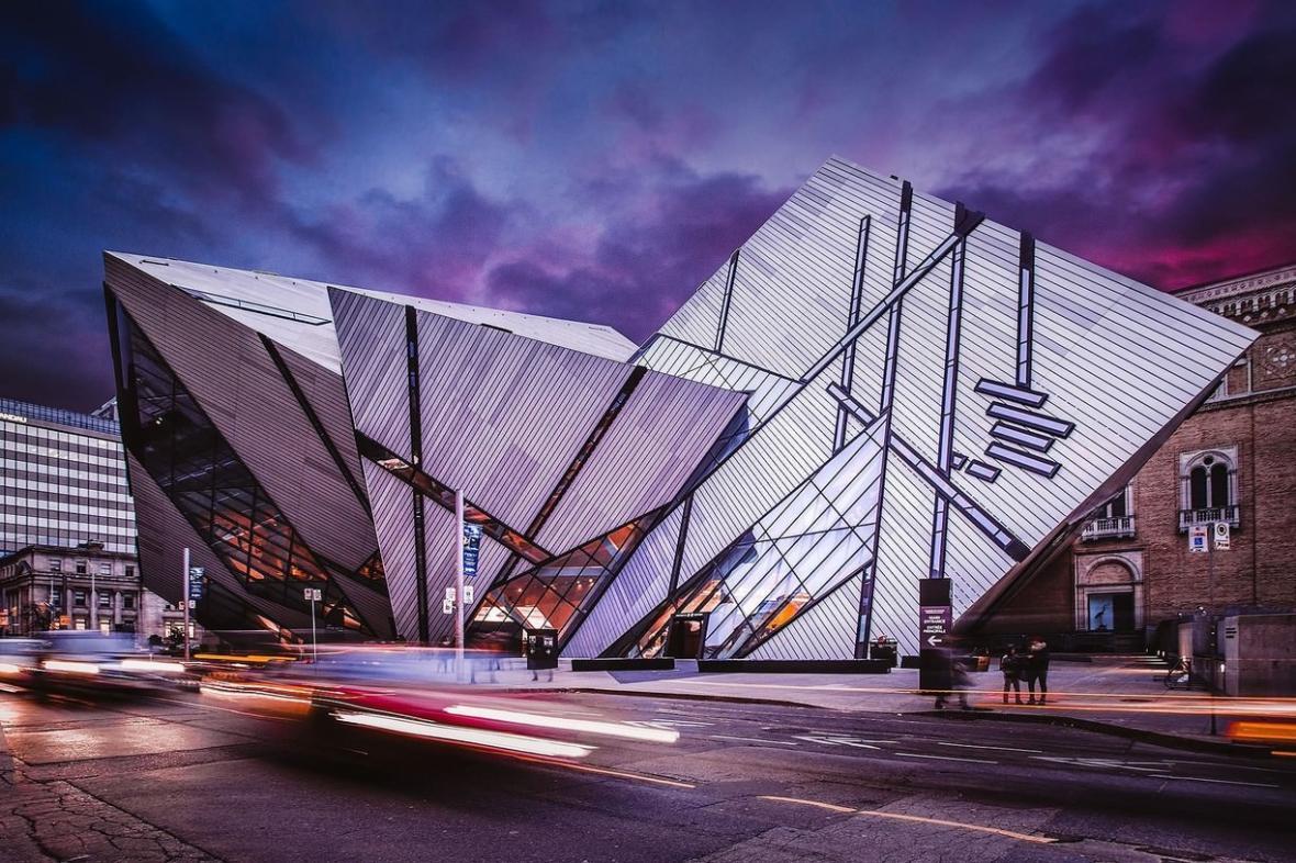 موزه سلطنتی انتاریو تورنتو (کانادا)