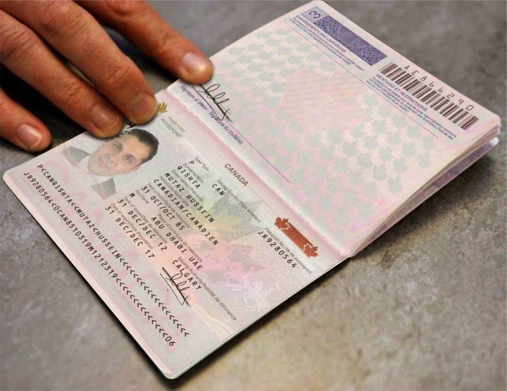 چگونگی تشخیص ویزای تقلبی کانادا