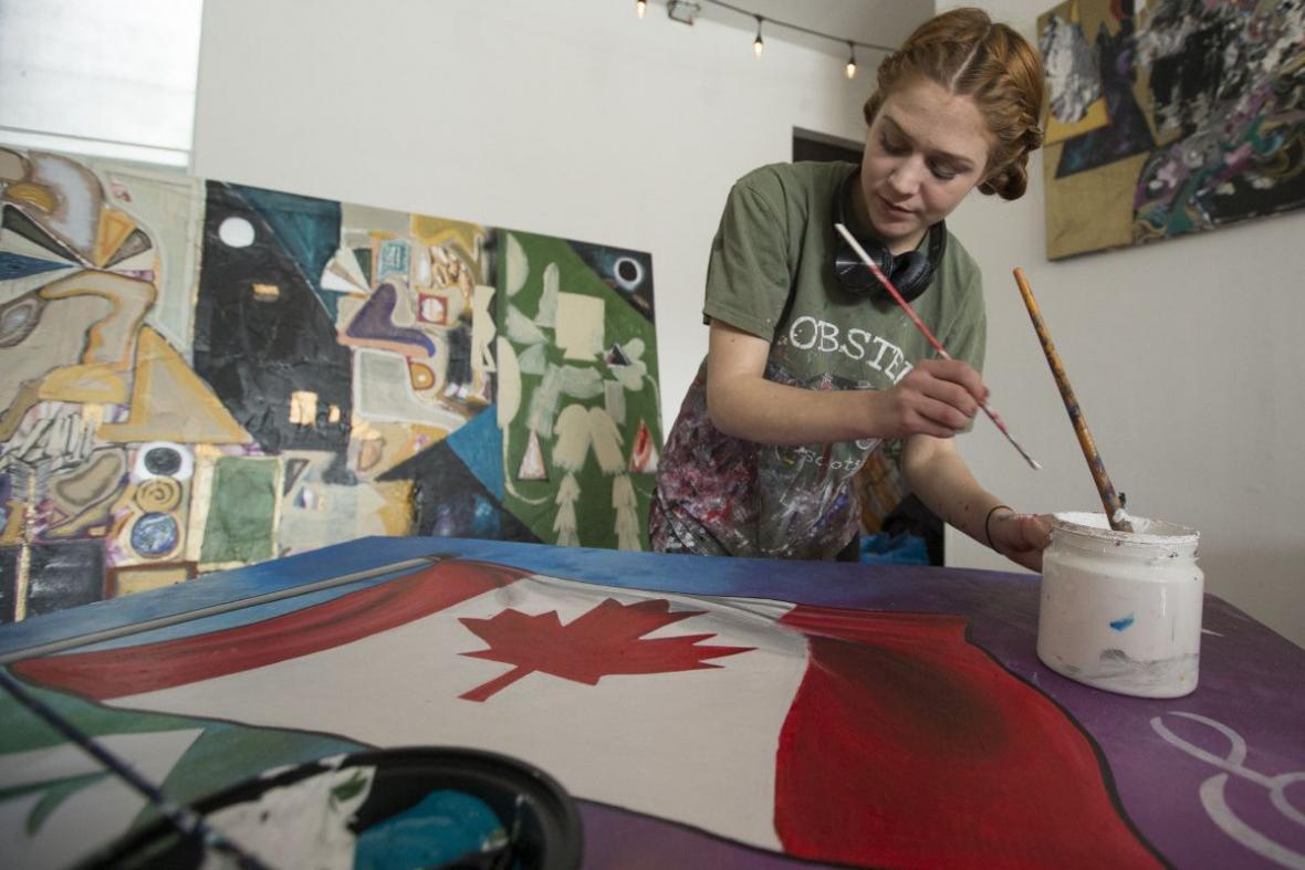 ویزای کار کانادا برای مهاجرت هنرمندان
