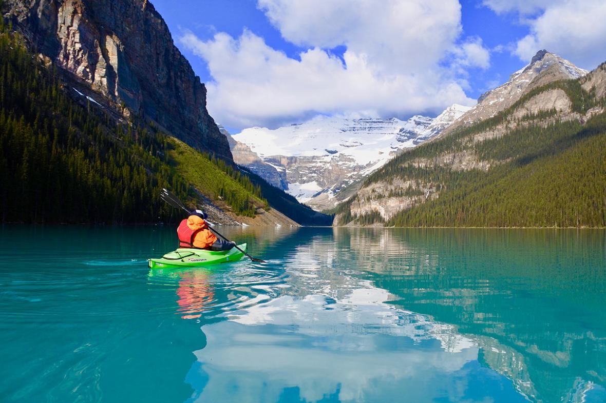 دریاچه لوئیس (کانادا)