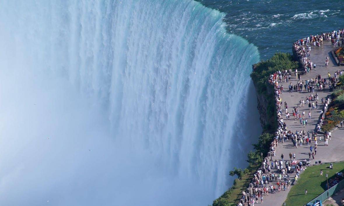حقایقی درباره آبشار نیاگارا کانادا