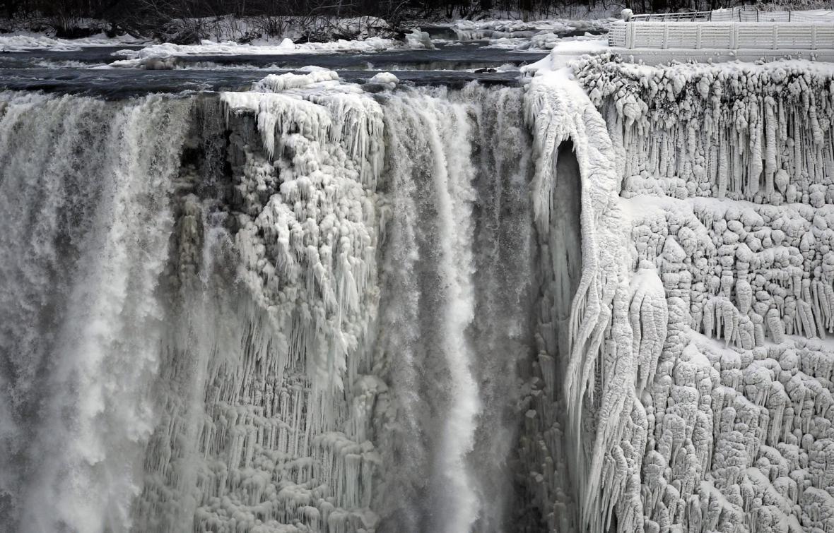 تاریخچه و جغرافیای آبشار نیاگارا کانادا