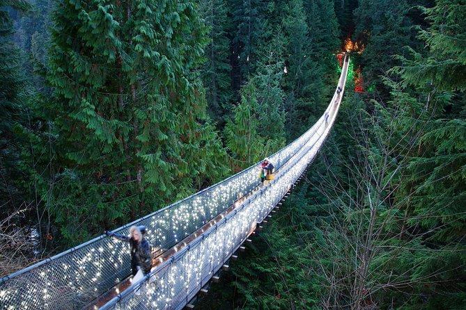 تاریخچه پل معلق کاپیلانو ونکوور کانادا