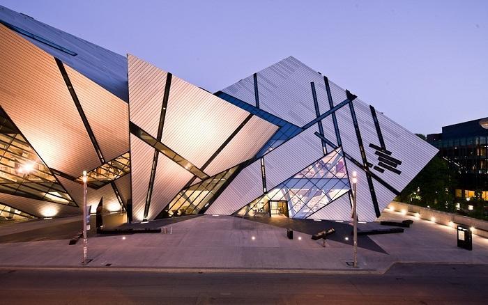 آشنایی با موزه سلطنتی انتاریو تورنتو کانادا