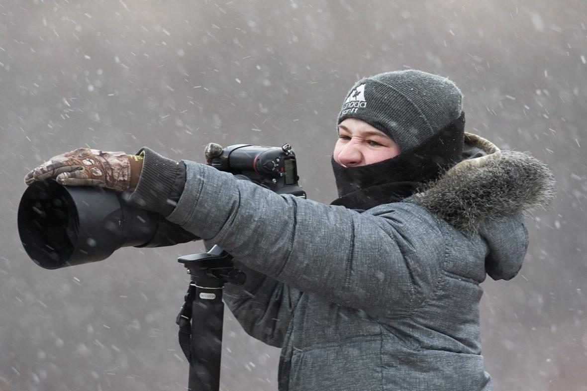 جوزا لونستاین عکاس 13 ساله کانادایی با عکسهای هیجان انگیز از طبیعت کانادا