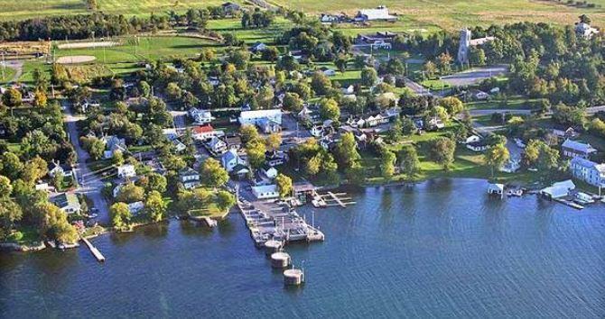 جزیره Wolfe نخسین جزیره از هزار جزیره