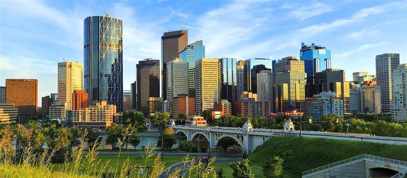 آشنایی با شهر کلگری کانادا (Calgary) کانادا
