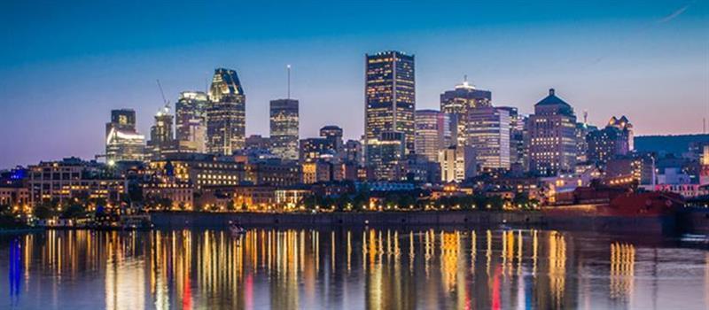 گردش مونترال در تور کانادا