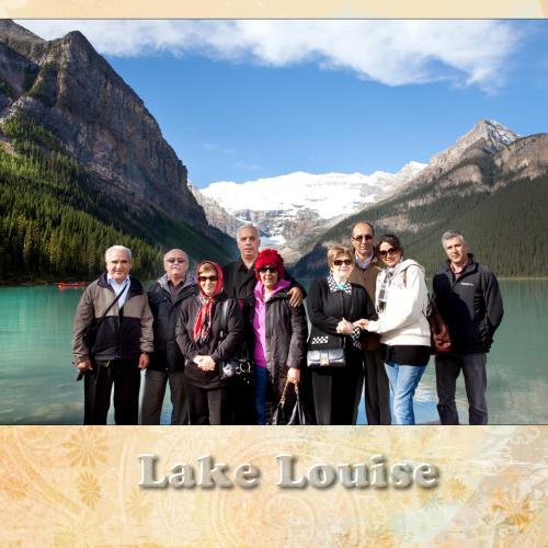 Lake Louis with direct tour operator Canada BestCanadatours.com
