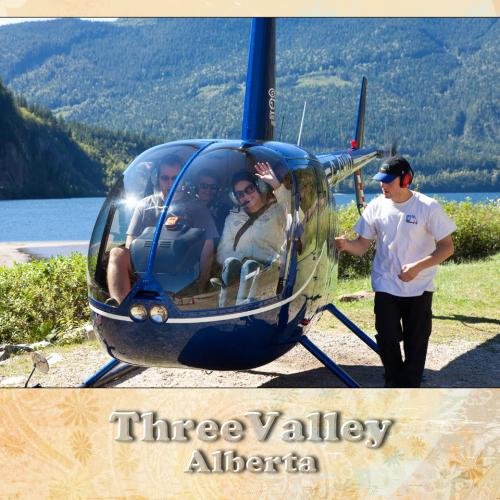 3 Valley Alberta with direct tour operator BestCanadatours.com
