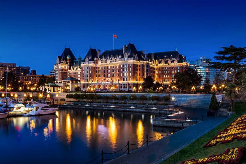 سفر به ویکتوریا در تور کانادا