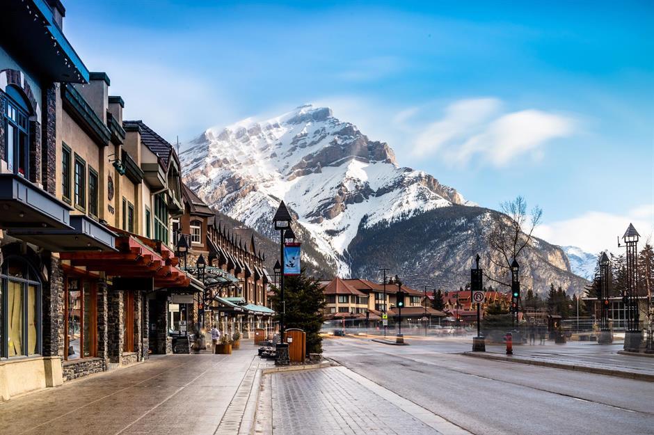 سردترین و گرمترین شهرهای کانادا