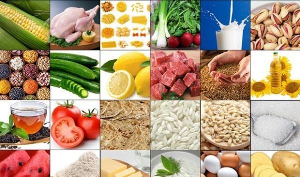 کانادا رتبه 5 صادرات مواد غذایی