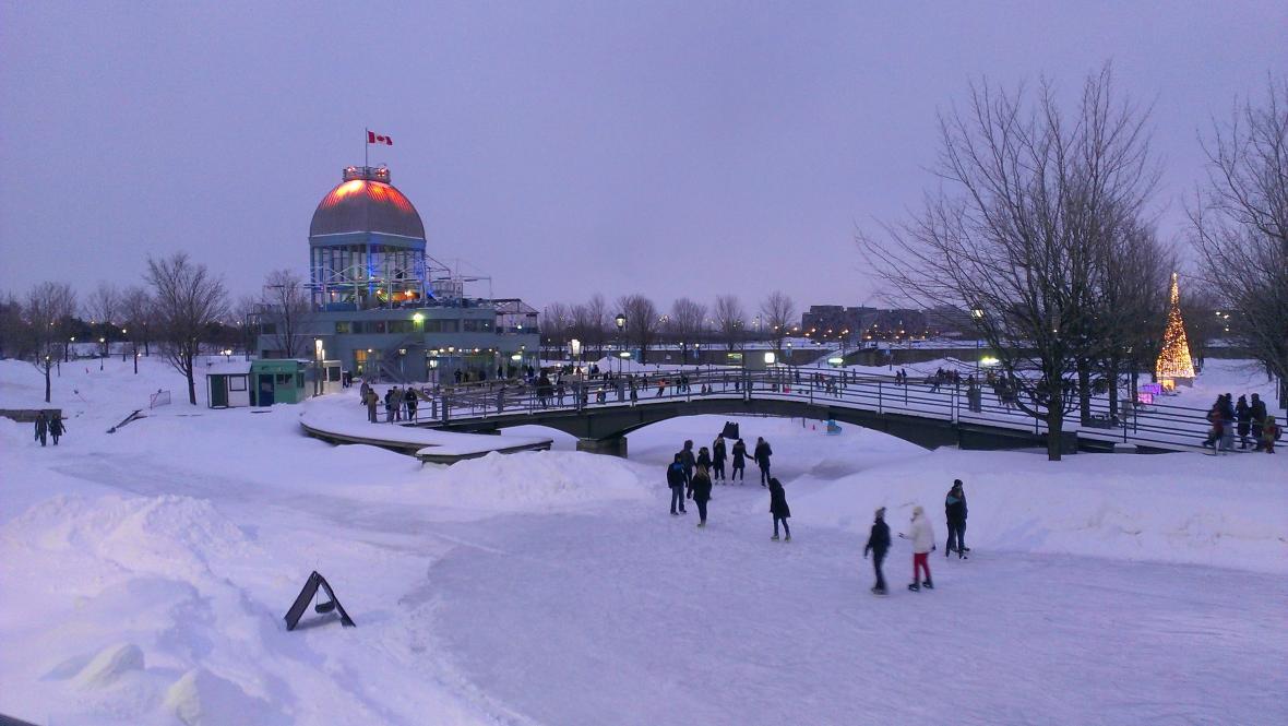 تور فستیوال زمستانی کبک کانادا، هتل یخی و کارناوال زمستانی کانادا