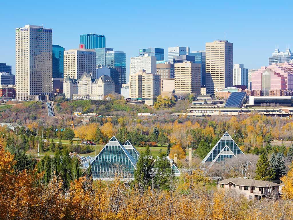 تفریحات ادمونتون برای مسافران تور کانادا