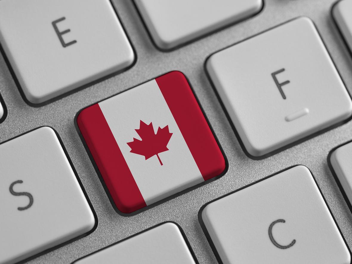 وضعیت اینترنت در کانادا
