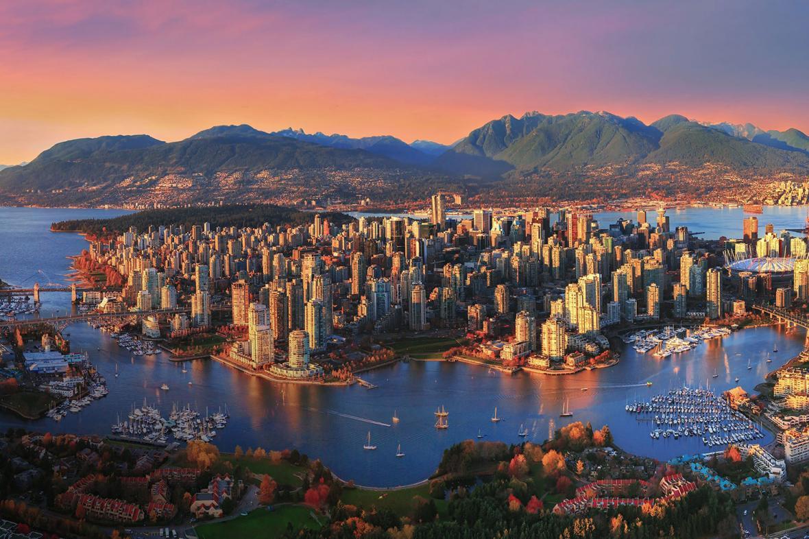زیباترین شهرهای دیدنی توریستی کانادا