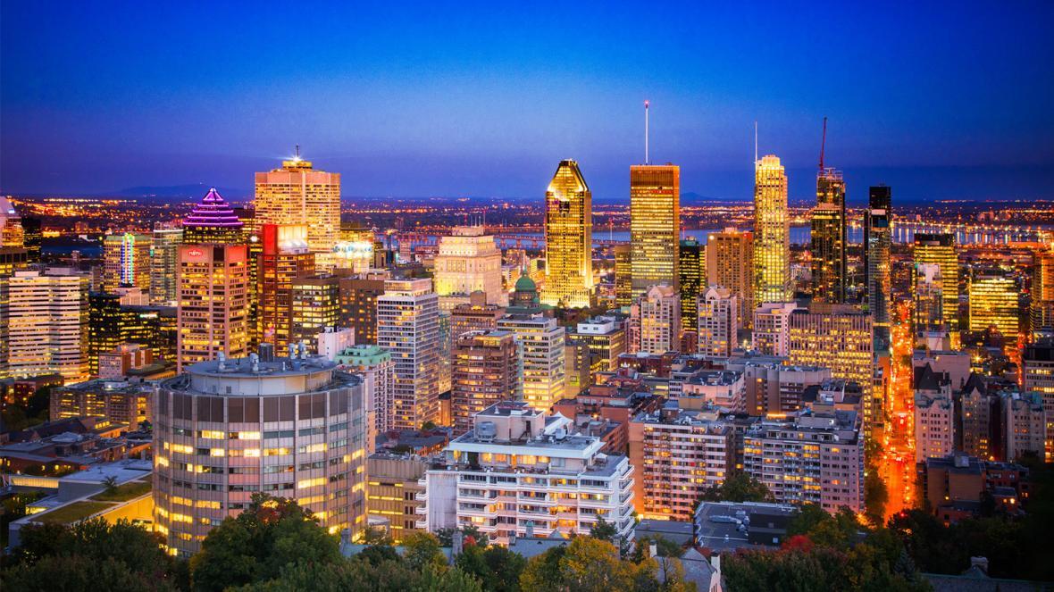 شهرهای دوست داشتنی کانادا