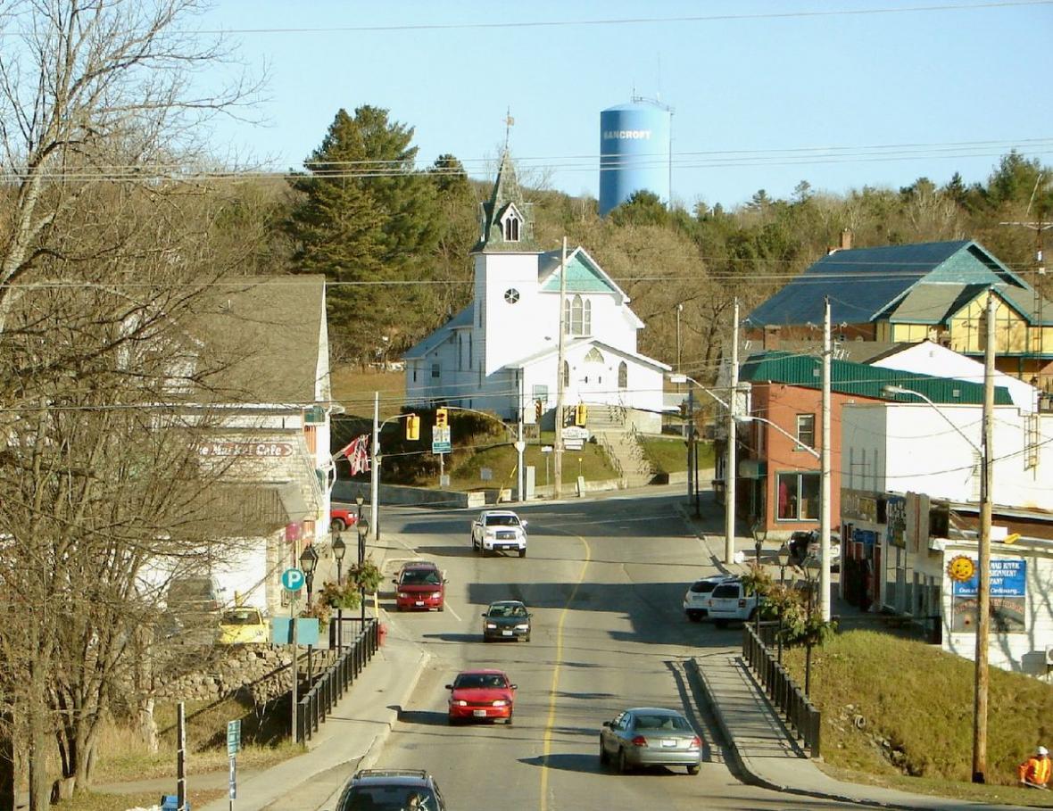 زندگی در شهرهای کوچک کانادا