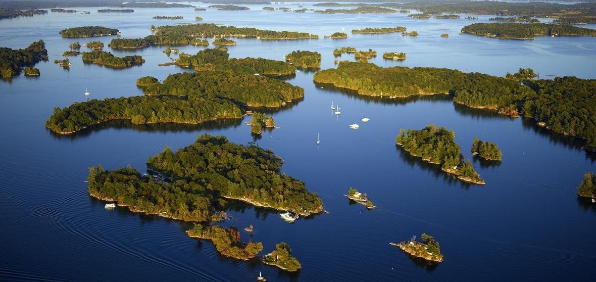 بهترین جزیره های کانادا