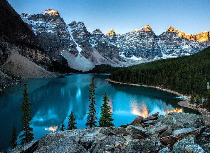 آشنایی با جاذبه های دیدنی کانادا
