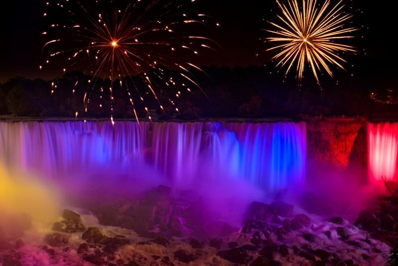 تفریحات آبشار نیاگارا