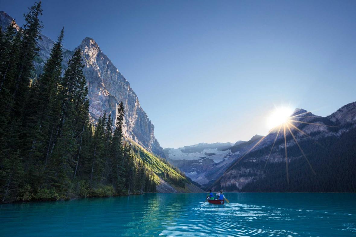 جاذبه های کانادا در استان آلبرتا
