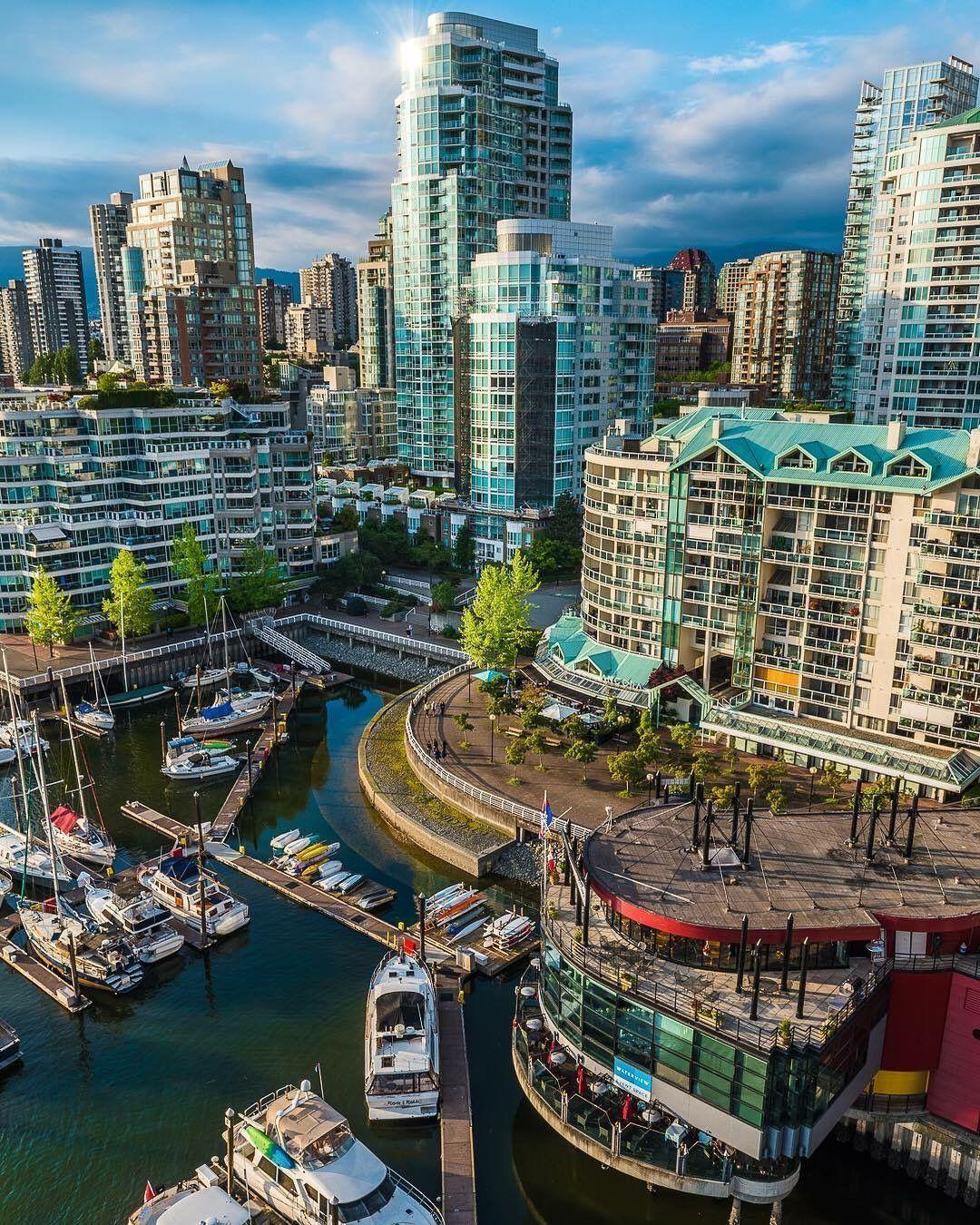 بازدید از ونکوور با ویزای توریستی کانادا