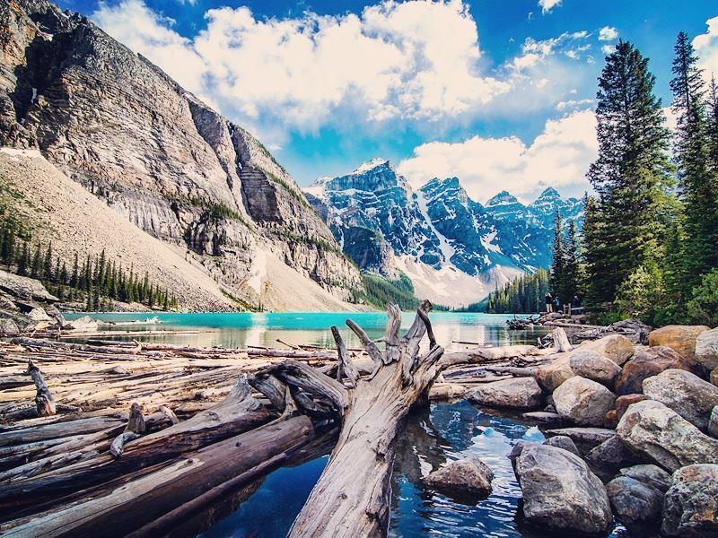 بهترین پارک های ملی کانادا