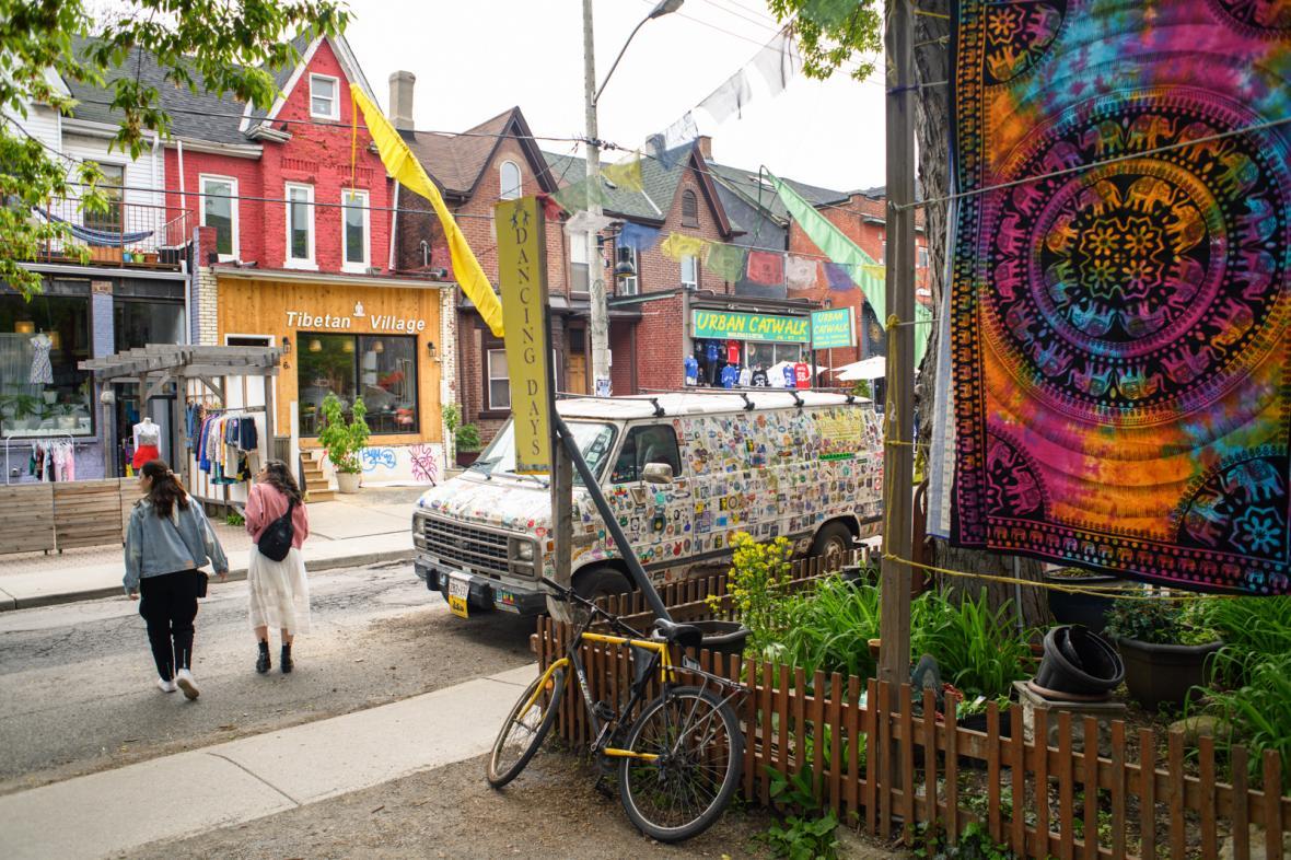 محله های جوان پسند و جذاب تورنتو را بشناسیم