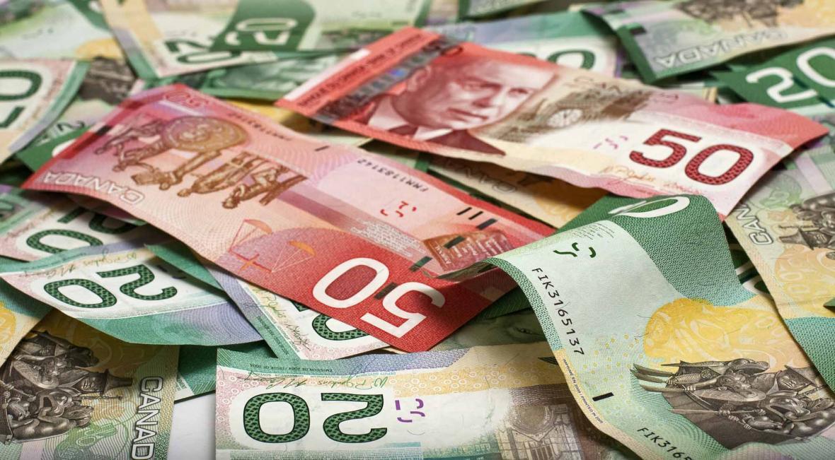 بانکداری در کانادا