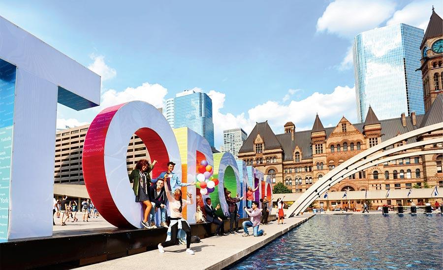 چگونگی تغییر جمعیت تورنتو در طی 50 سال آینده