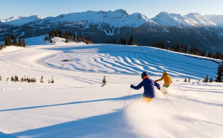 اسکی رایج ترین ورزش در کانادا