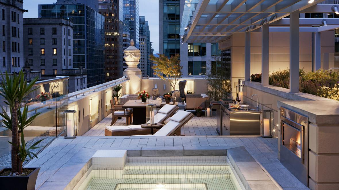 بهترین هتل های لوکس در کانادا