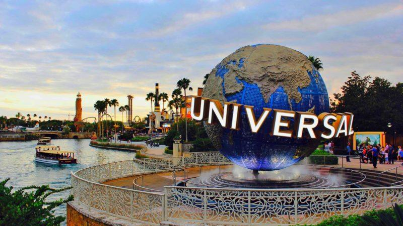 Universal Pictures park