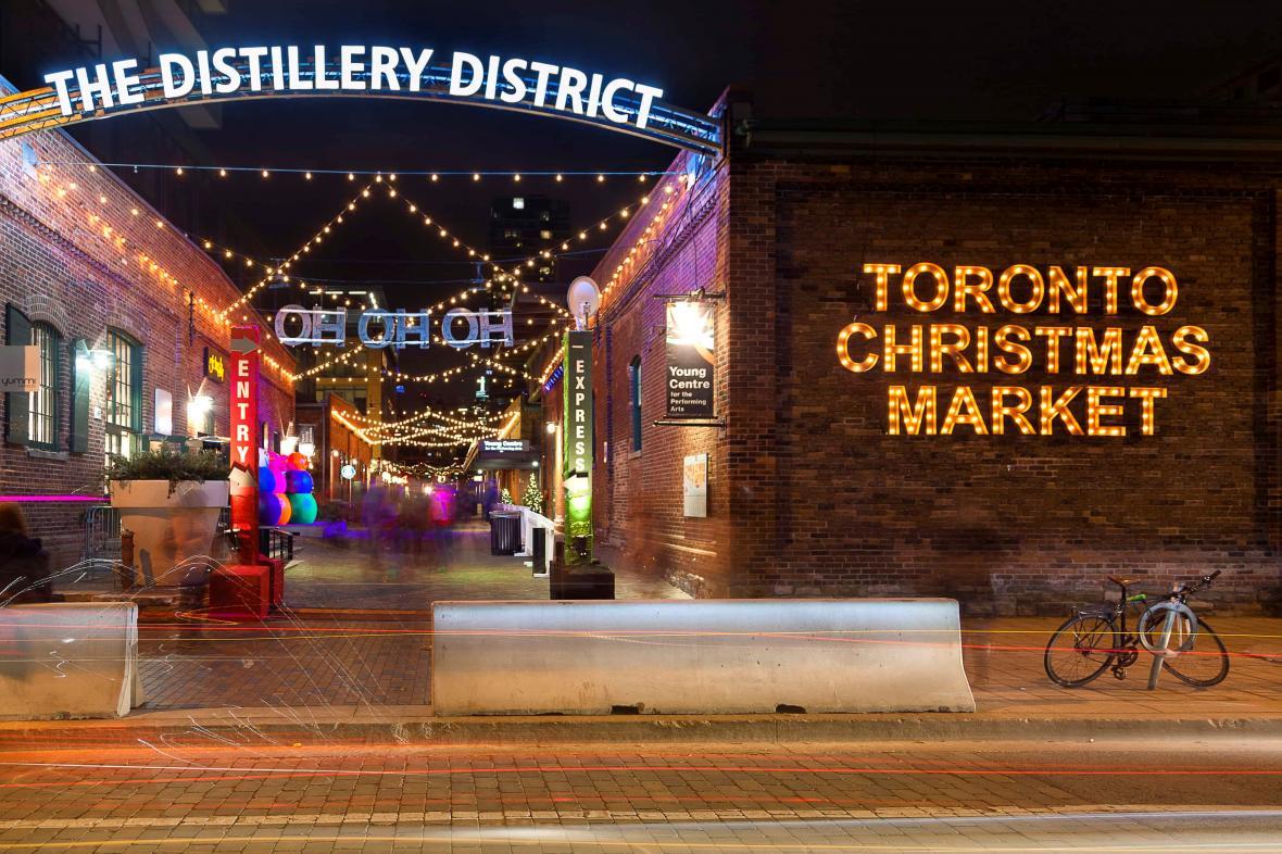 5 مورد از بهترین بازارهای کریسمس در کانادا