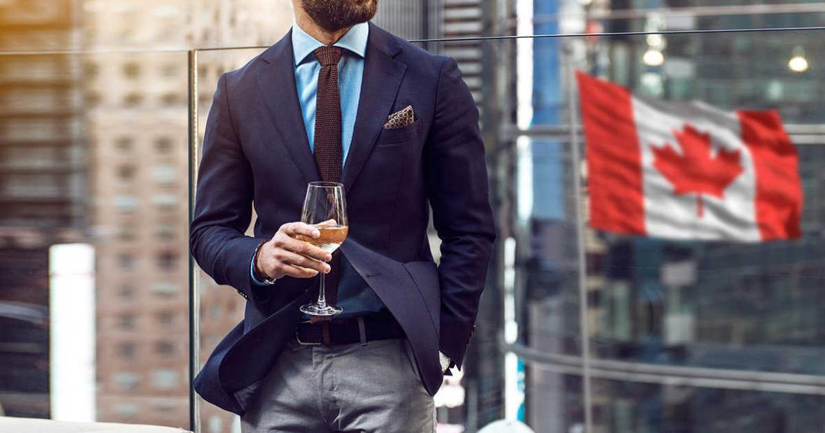 10 فرد ثروتمند برتر کانادا