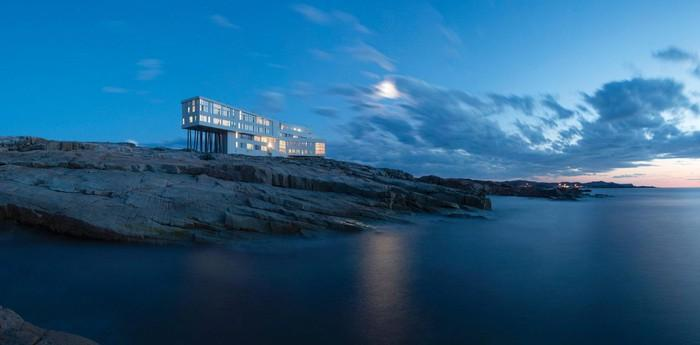 مهمانخانه جزیره فوگو کانادا