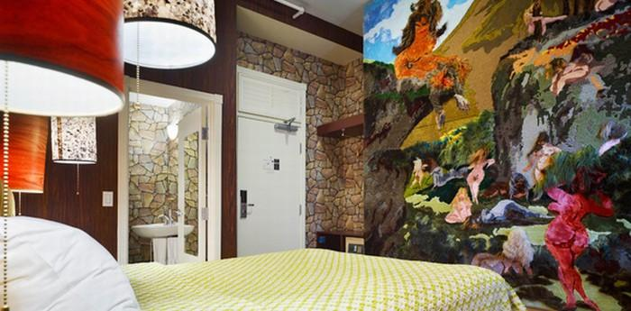 هتل گلدستون تورنتو کانادا (Gladstone Hotel)