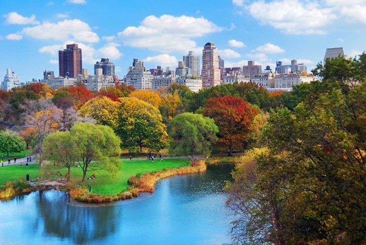 سنترال پارک نیویورک آمریکا (Central Park)