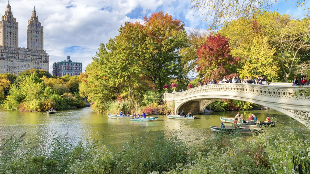 بهترین پارک های شهر نیویورک
