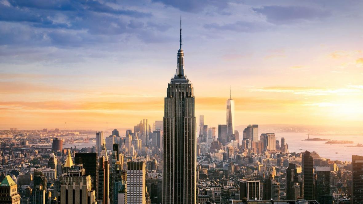 ساختمان امپایر استیت نیویورک آمریکا (Empire State)