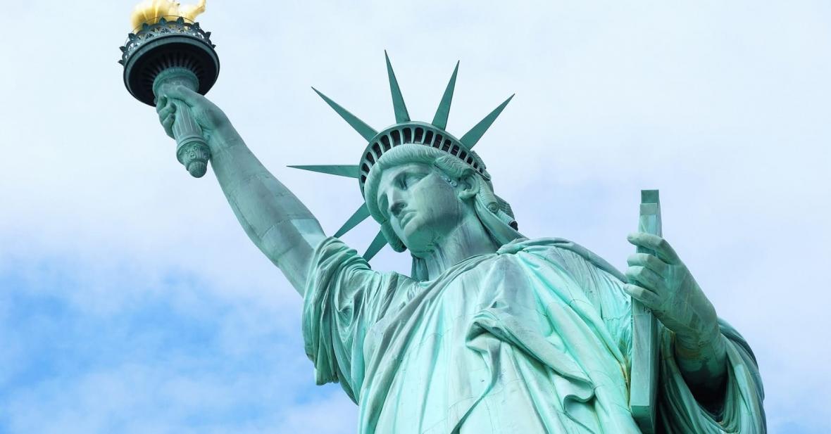 مجسمه آزادی نیویورک (آمریکا)