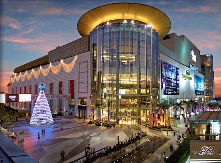 10 تا از بزرگترین مراکز خرید در دنیا