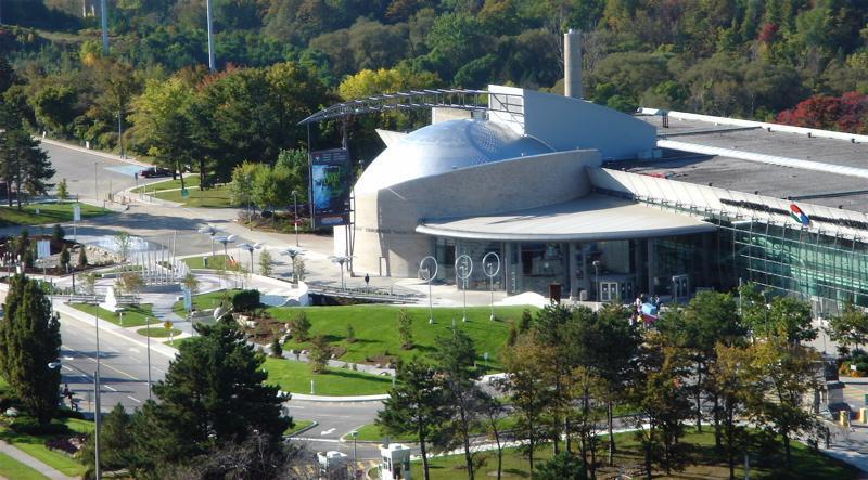 مرکز علوم اونتاریو، تورنتو کانادا