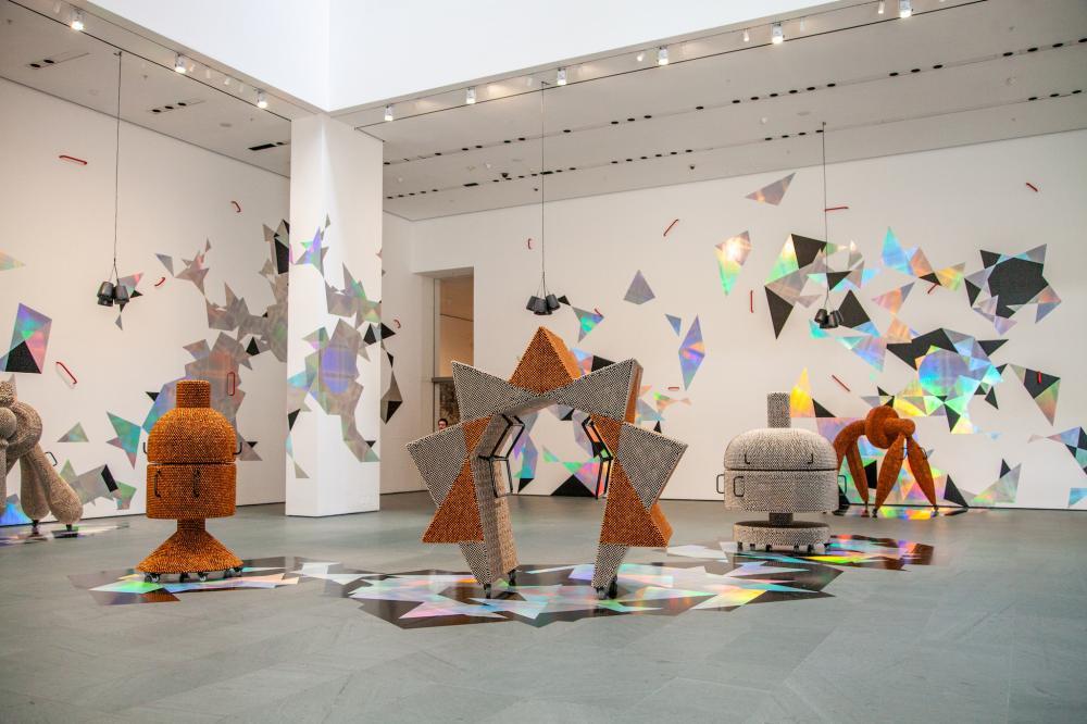 موزه هنر مدرن نیویورک آمریکا (MoMA)